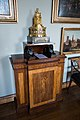 Antique cabinet with award for architecture (25688833417).jpg