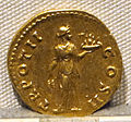 Antonino pio, aureo per marco aurelio cesare, 140-161 ca., 04.JPG
