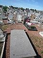 Anzin - Cimetière, tombe de Pierre Joseph Fontaine.JPG