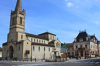 Aoste, Isère Commune in Auvergne-Rhône-Alpes, France