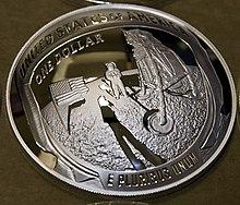Apollo 11 50th Anniversary commemorative coins (United States