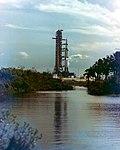 Apollo 14 Saturn V on pad 39-A fueled.jpg