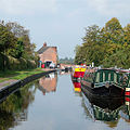 Approaching Gailey, Staffordshire and Worcestershire Canal - geograph.org.uk - 599191.jpg