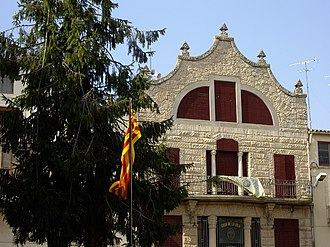 Arbeca - Arbeca town hall