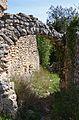 Arc d'una casa del despoblat morisc de l'Atzuvieta.JPG