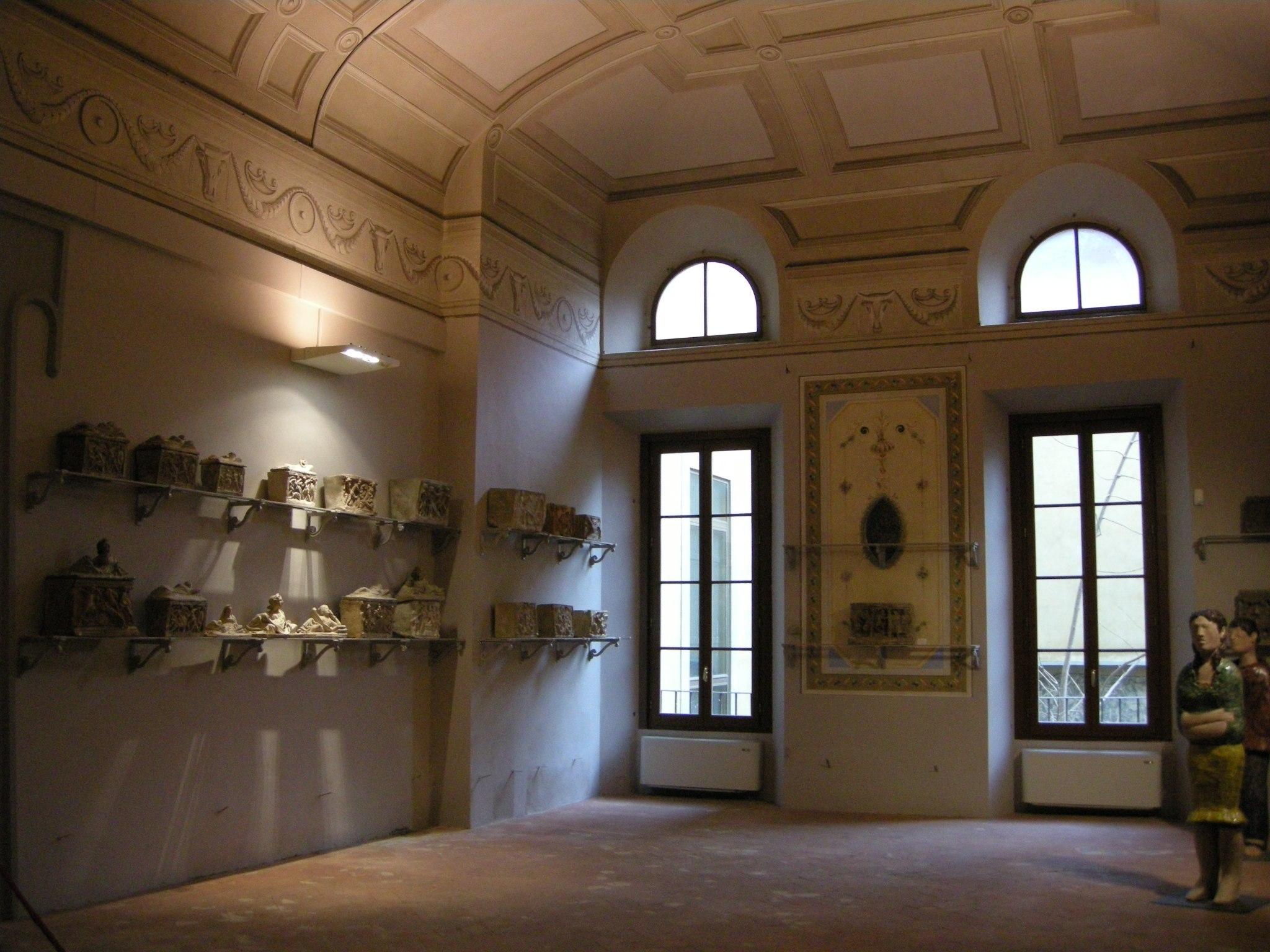 Archeologico di firenze, sala