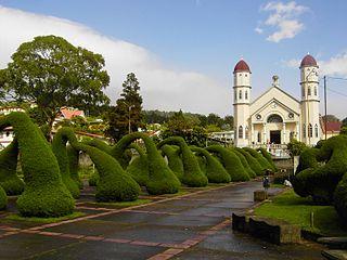 Zarcero (canton) Cantón in Alajuela, Costa Rica
