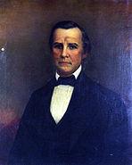 Archibald Yell - 2er Gouverneur Arkansas