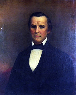 Archibald Yell 2nd governor of Arkansas (1840 to 1844)