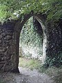 Archway, Ruined Church, nr Easton - geograph.org.uk - 1479498.jpg