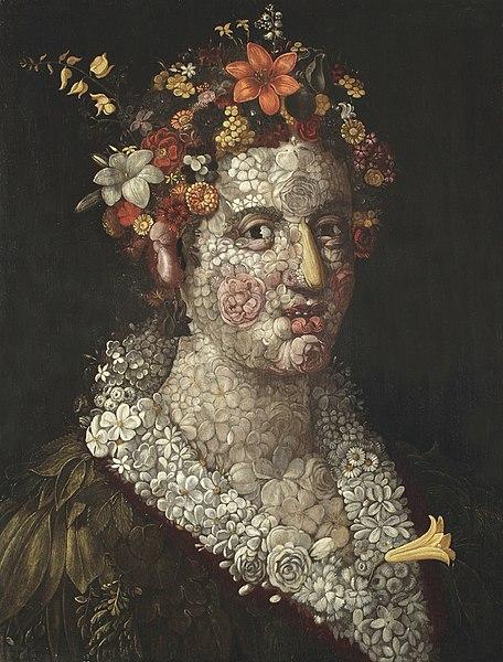 Αποτέλεσμα εικόνας για αρτσιμπόλντο πίνακες