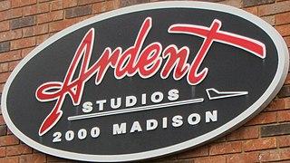 Ardent Studios Recording studio