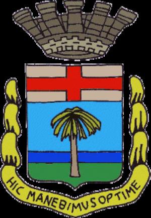Arenzano - Image: Arenzano Stemma