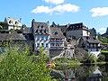 Argentat, La cité d'Argentat se situe aux confins de trois régions, le Limousin, l'Auvergne et le Quercy - panoramio (4).jpg