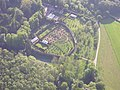 Ariel view of Daylesford Walled Gardens - geograph.org.uk - 1657958.jpg