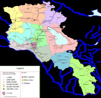 Liste Des Villes De Georgie