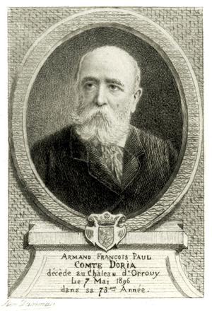 Armand Doria - Image: Armande, Comte Doria