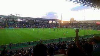 UEFA Euro 2016 qualifying Group I - Armenia vs Portugal match in Yerevan, 13 June 2015