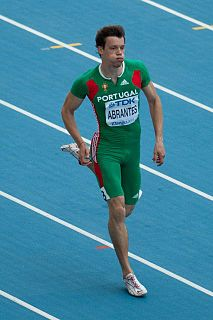 Arnaldo Abrantes athletics competitor