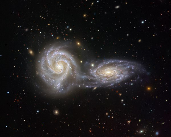 countless galaxies found - HD 2190×1707