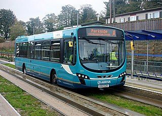 Luton to Dunstable Busway