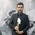 Arsalan Amiri in the Venice International Film Festival.jpg