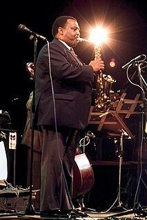 Arthur Blythe Musical artist