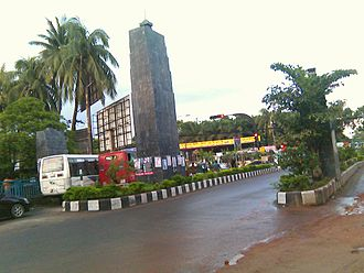 Mohammadpur Thana - Asad Gate