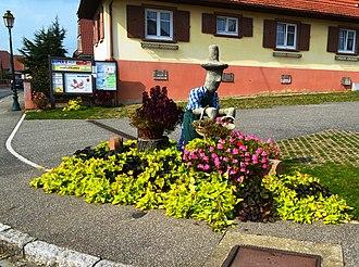 Aschbach, Bas-Rhin - Street Art in Aschbach