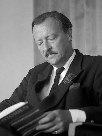 Prince Aschwin of Lippe-Biesterfeld - Aschwin of Lippe-Biesterfeld in 1961