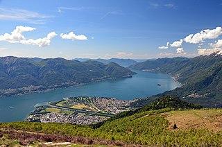 Italy–Switzerland border