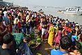 Assembled Devotees - Chhath Puja Ceremony - Baja Kadamtala Ghat - Kolkata 2013-11-09 4292.JPG