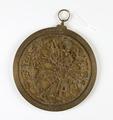 Astrolabium av förgylld mässing, från cirka 1540-1570 - Skoklosters slott - 92889.tif
