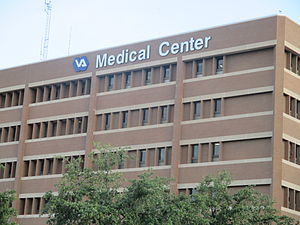 Audie Murphy - Audie L. Murphy Memorial VA Hospital in San Antonio, Texas
