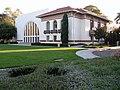 Auditorium, Agnews Insane Asylum, 4000 Lafayette Ave., Santa Clara, CA.JPG