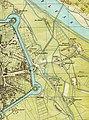 Augsburg Stadtplan 1846 Textilviertel.jpg