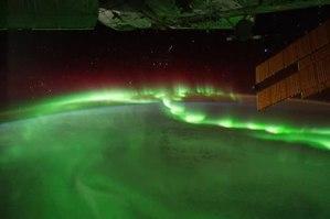 Archivo:Aurora Australis.ogv
