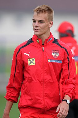 Austria national under-21 football team - Teamcamp October 2015 (163).jpg