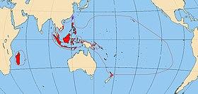 Branches de langues austronésiennes