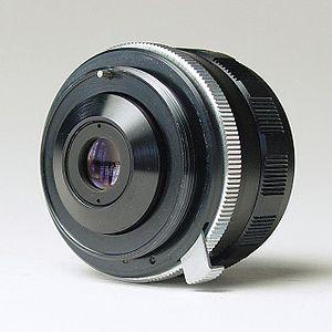 M42 lens mount - Auto-Takumar 1:3.5 35mm