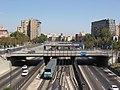 Autopista Central desde Puente Huerfanos.jpg