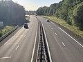 Autoroute A40 vue depuis Pont Route Curtafond Confrançon 2.jpg