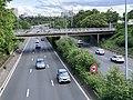 Autoroute A6a vue depuis Pont Avenue Jean Jaurès Arcueil 3.jpg