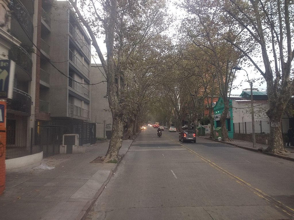 Archivo avenida general fructuoso rivera montevideo for Mueblerias por calle rivera montevideo