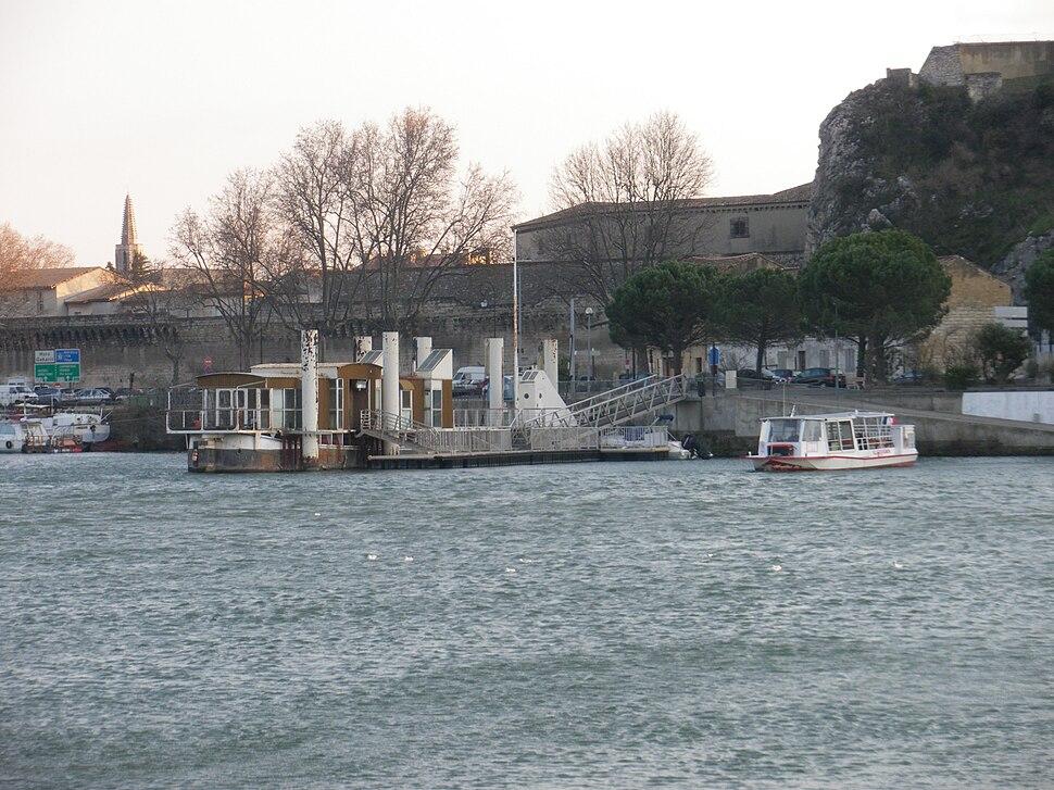 Avignon - Navette Fluviale