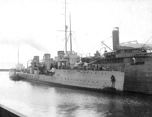 Izyaslav-class destroyer - Avtroil, between 1913-1919