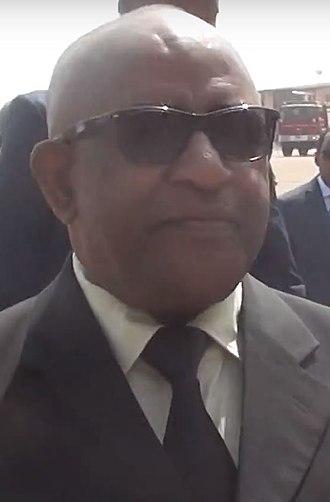Azali Assoumani - Azali in 2018
