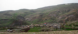 Skyline of Ardabil Séng