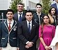 Azerbaijani athletes, who won 4th Islamic Solidarity Games, their coaches, representatives of Azerbaijan`s sports community 12 (2).jpg