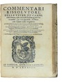 Azpilcueta - Manuale de' confessori, 1584 - 019b.tif